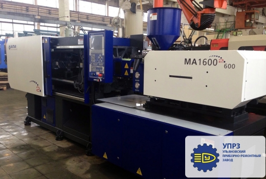 Инжекционно-литьевые машины IMM Haitian MARS II International MA1600 II /600(screw B-type) Серия MARS II