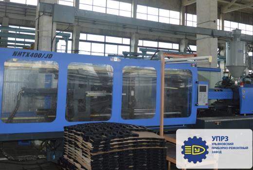 ТПА N HTX-400JD для литья крупных изделий